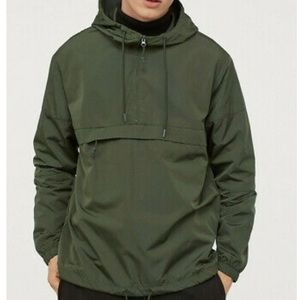 🔥NEW🔥 H&M hooded pullover anorak jacket